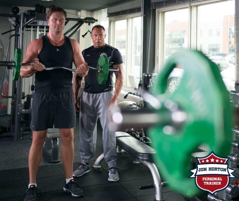 Jon Horton Personal Trainer