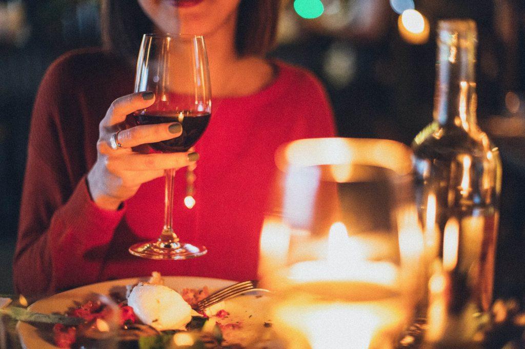 Drinken tijdens feestdagen
